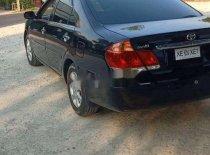 Bán ô tô Toyota Camry đời 2005, màu đen, nhập khẩu giá 275 triệu tại Tp.HCM