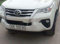 Cần bán lại xe Toyota Fortuner năm sản xuất 2017, màu trắng, nhập khẩu nguyên chiếc   giá 845 triệu tại Nghệ An