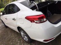 Bán Toyota Vios MT năm 2018, màu trắng số sàn, 450tr giá 450 triệu tại Cần Thơ