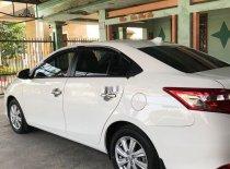 Cần bán lại xe Toyota Vios G sản xuất năm 2016, màu trắng, giá chỉ 470 triệu giá 470 triệu tại Tp.HCM