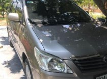 Bán ô tô Toyota Innova sản xuất 2013, màu bạc giá 405 triệu tại Khánh Hòa