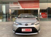 Gia đình cần bán chiếc Toyota Vios 1.5E CVT, sản xuất 2018, màu bạc, giá ưu đãi giá 470 triệu tại Tp.HCM