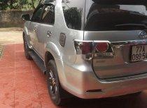 Bán Toyota Fortuner đời 2016, màu bạc giá 750 triệu tại Nghệ An