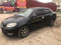 Bán xe Toyota Vios sản xuất năm 2005, màu đen giá 140 triệu tại Bắc Giang