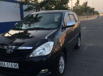 Bán xe Toyota Innova đời 2009, màu đen, giá chỉ 290 triệu giá 290 triệu tại Bình Thuận