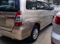 Cần bán Toyota Innova đời 2014, màu bạc, chính chủ, giá tốt giá 370 triệu tại Bình Định