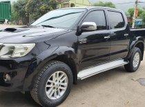 Cần bán gấp Toyota Hilux 3.0 MT năm 2012, màu đen giá 405 triệu tại Hà Tĩnh