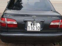 Bán ô tô Toyota Corolla sản xuất 2000, màu đen, nhập khẩu nguyên chiếc giá 130 triệu tại Phú Thọ