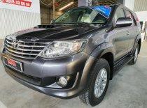 Bán ô tô Toyota Fortuner G đời 2013, màu xám giá 720 triệu tại Tp.HCM