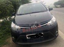 Bán Toyota Vios sản xuất năm 2017, màu đen, giá tốt giá 435 triệu tại Nam Định