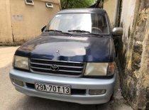 Cần bán lại xe Toyota Zace đời 2003, màu xanh lam, chính chủ, 168tr giá 168 triệu tại Hà Nội
