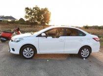 Bán Toyota Vios 1.5 MT đời 2018, màu trắng chính chủ giá 430 triệu tại Kiên Giang