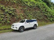 Cần bán lại xe Toyota Fortuner 2017, màu trắng, chính chủ, 838tr giá 838 triệu tại Hòa Bình