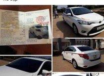 Bán Toyota Vios đời 2019, màu trắng, giá 435tr giá 435 triệu tại Đắk Nông