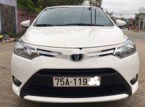 Cần bán Toyota Vios 2018, màu trắng giá 475 triệu tại TT - Huế
