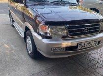 Cần bán gấp Toyota Zace năm sản xuất 2001, màu đỏ, 175 triệu giá 175 triệu tại Tây Ninh