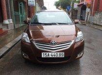 Cần bán Toyota Vios 2011, màu nâu, nhập khẩu nguyên chiếc, giá tốt giá 247 triệu tại Thái Bình