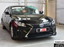 Cần bán Toyota Camry 2.4G đời 2008, màu đen giá 490 triệu tại Tp.HCM