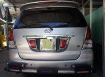 Cần bán Toyota Innova 2010, màu bạc, số sàn, giá tốt giá 360 triệu tại Khánh Hòa