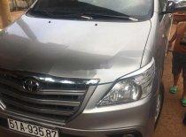 Bán Toyota Innova năm 2014, màu xám xe gia đình giá cạnh tranh giá 395 triệu tại Bình Thuận