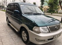 Bán ô tô Toyota Zace năm sản xuất 2005, màu xanh lam giá cạnh tranh giá 158 triệu tại Hà Nội