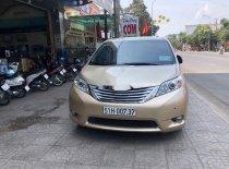 Bán Toyota Sienna sản xuất năm 2010, nhập khẩu xe gia đình giá 1 tỷ 850 tr tại Tây Ninh