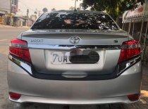 Cần bán gấp Toyota Vios năm 2015, màu bạc giá 450 triệu tại Tây Ninh