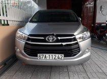 Bán Toyota Innova 2.0E năm 2018, màu bạc, xe gia đình giá 700 triệu tại An Giang