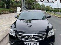 Bán Toyota Camry 2.4G AT năm 2012, màu đen chính chủ giá 560 triệu tại Tp.HCM