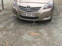 Toyota Vios E đời 2008 màu vàng cát đi được 11 vạn giá 215 triệu tại Vĩnh Phúc