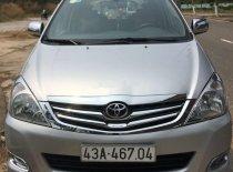 Cần bán gấp Toyota Innova G đời 2008, màu bạc chính chủ giá 310 triệu tại Đà Nẵng