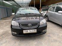 Dòng xe quốc dân: Toyota Vios đời 2006, màu đen, giá rẻ giá 160 triệu tại Bình Dương
