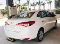 Bán xe Toyota Vios 1.5G 2020, màu trắng, giá tốt giá 570 triệu tại Long An