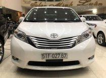 Cần bán lại xe Toyota Sienna đời 2014, màu trắng, xe nhập giá 2 tỷ 350 tr tại Tp.HCM