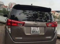 Cần bán gấp Toyota Innova đời 2017, màu nâu, giá hấp dẫn giá 620 triệu tại Hải Dương