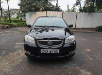 Bán Toyota Vios sản xuất 2006, màu đen, xe gia đình   giá 143 triệu tại Hà Nội