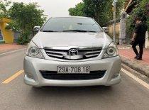 Cần bán lại xe Toyota Innova sản xuất năm 2009 giá cạnh tranh giá 325 triệu tại Hà Nội