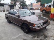 Bán Toyota Camry đời 1989, màu xám, xe nhập giá 88 triệu tại Hà Tĩnh
