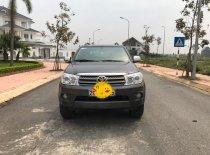 Bán Toyota Fortuner năm sản xuất 2010, màu xám, số sàn, máy Diesel giá 550 triệu tại Vĩnh Phúc