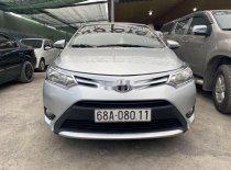 Bán xe Toyota Vios năm sản xuất 2017, màu bạc giá 390 triệu tại Bình Dương