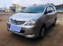 Bán Toyota Innova sản xuất năm 2010, màu bạc, nhập khẩu nguyên chiếc số tự động giá 345 triệu tại Đồng Nai