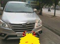 Bán Toyota Innova sản xuất 2015, màu bạc, số tự động, giá tốt giá 495 triệu tại Hà Nội