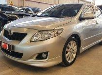 Cần bán xe Toyota Corolla Altis 2.0V sản xuất 2010, màu bạc, giá 495tr giá 495 triệu tại Tp.HCM