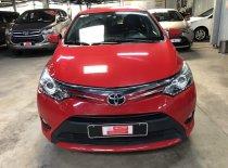 Cần bán Toyota Vios G đời 2015, màu đỏ giá 480 triệu tại Tp.HCM