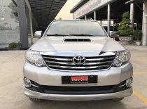 Bán ô tô Toyota Fortuner G năm 2016, màu bạc, 770 triệu giá 770 triệu tại Tp.HCM