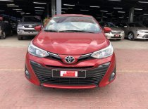 Bán ô tô Toyota Vios G đời 2019, màu đỏ, 570tr giá 570 triệu tại Tp.HCM