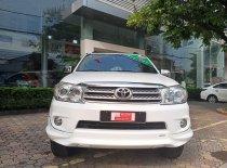 Bán Toyota Fortuner đời 2011, màu trắng giá 630 triệu tại Tp.HCM