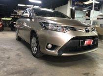 Cần bán lại xe gia đình Vios 2018 số sàn, xe đẹp không lỗi nhỏ giá 460 triệu tại Tp.HCM