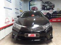 Bán xe Toyota Corolla Altis 2.0V sản xuất 2016, màu đen giá 730 triệu tại Tp.HCM