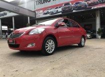 Cần bán lại xe Toyota Vios G đời 2011, màu đỏ, xe gia đình giá 380 triệu tại Tp.HCM
